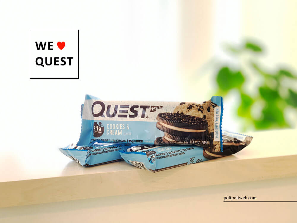 We Love Quest Bar